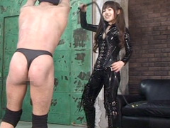 女王様鞭打ち特集13・14