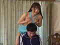 誘惑家庭教師の貞操帯体罰授業-1