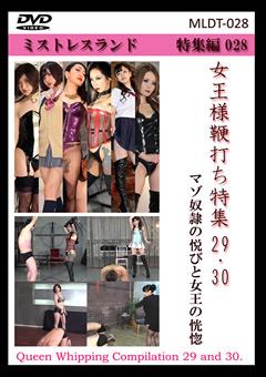 【Sherry動画】女王様鞭打ち特集29・30 -女王様