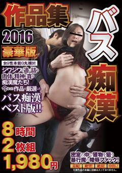 バス痴漢作品集2016 豪華版 8時間