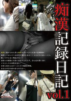 【レイプ動画】痴漢記録日記-vol.1