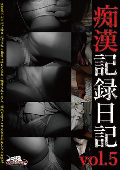 「痴○記録日記 vol.5」のパッケージ画像