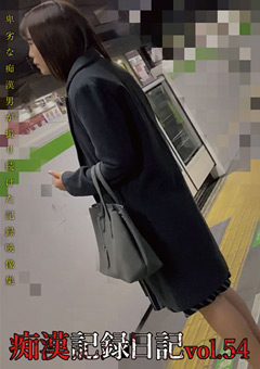 【シチュエーション動画】痴漢記録日記vol.-54