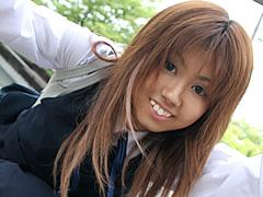 制服少女だまし撮り 波崎美優