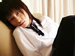 制服少女だまし撮り 島田香奈