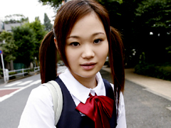 制服少女だまし撮り 桐川みら