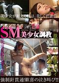 SM美少女調教 美少女が耐える様は美しく官能的。