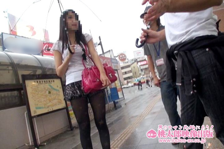 素人ナンパGET!! 清楚で純情そうな黒髪ロングな女の子 画像 5