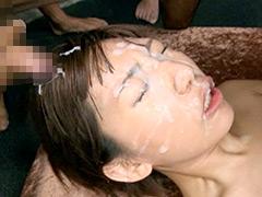ぶっかけ:顔姦 思わず、その美しい顔にぶっかけたくなる6人の美女