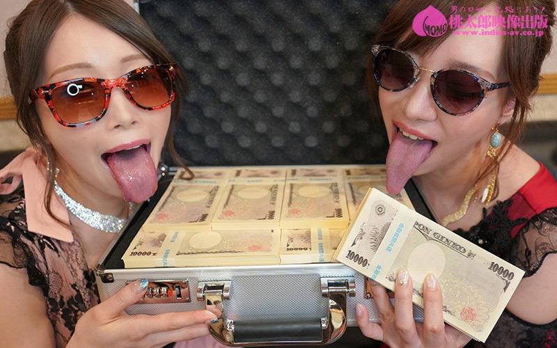 IdolLAB | momotaro-2274 アナコンダ姉妹 驚愕のトルネード蛇舌姉妹の濃厚接吻