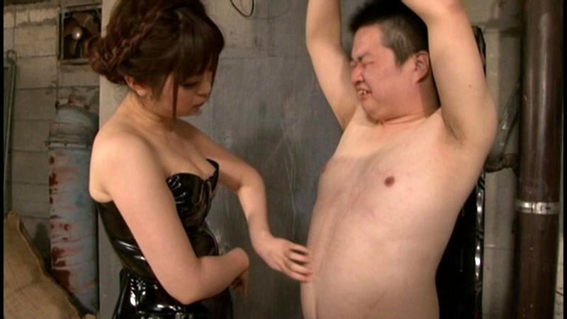M男レイプ!!ボンテージ・クィーン ACT.07 花穂 の画像7