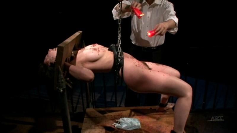拷問男爵 滝川モナコのサンプル画像11
