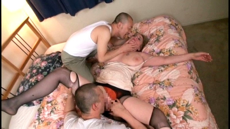 2 fat milfs ravaged by horny young guys 4