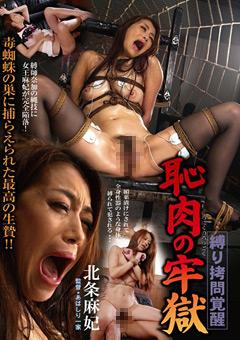 【北条麻妃動画】縛り拷問覚醒-恥肉の牢獄-北条麻妃-SM