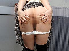 BBM女体図鑑 おしりの穴
