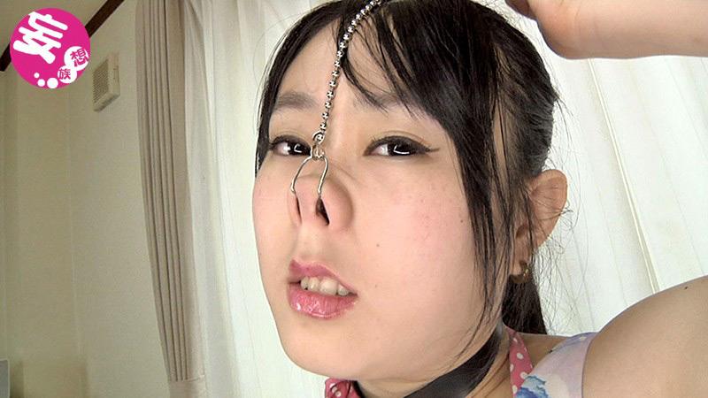 BBM女体図鑑 鼻 ~実は…エロい の画像10