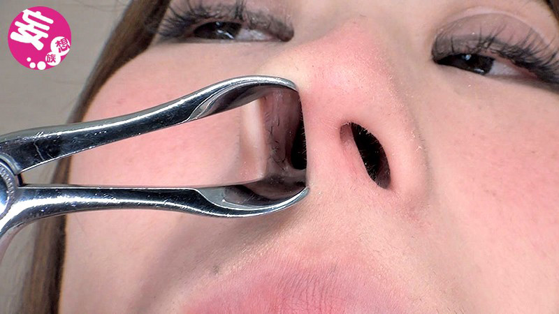 BBM女体図鑑 鼻 ~実は…エロい の画像8
