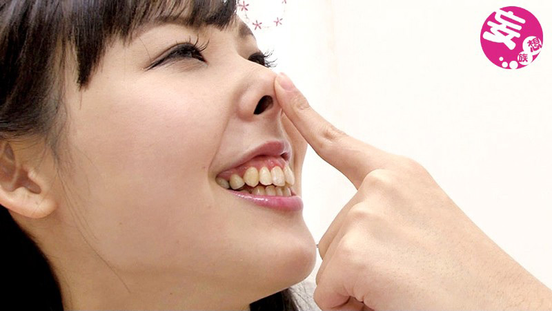 BBM女体図鑑 鼻 ~実は…エロい の画像2