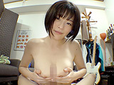超爆乳!授乳手コキ発射&中出しSEX!!