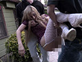 「監禁」金髪人妻緊縛強姦2のサムネイルエロ画像No.2