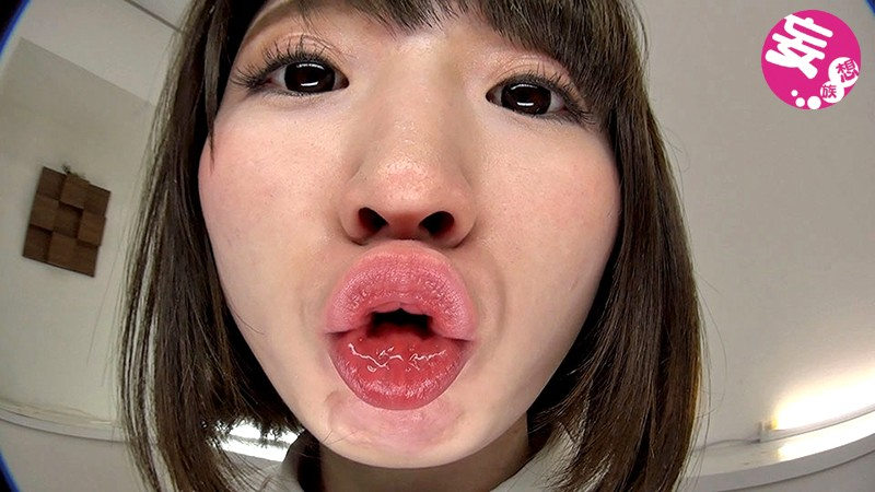 悩殺!!たっぷり唾液で迫るバーチャルべろキス 2