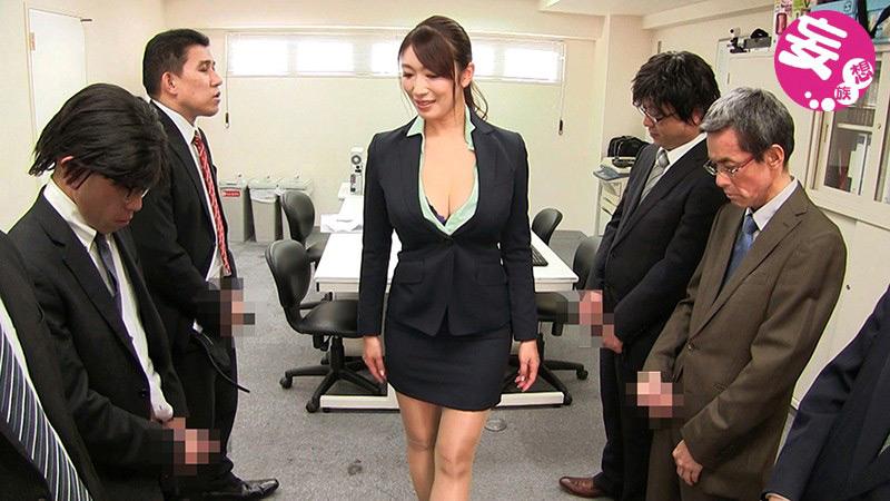 ぶっかけ!OL スーツ倶楽部11 小早川怜子