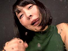 フェチ:バーチャル映像で口臭吐き掛けられ、唾も掛けられたい