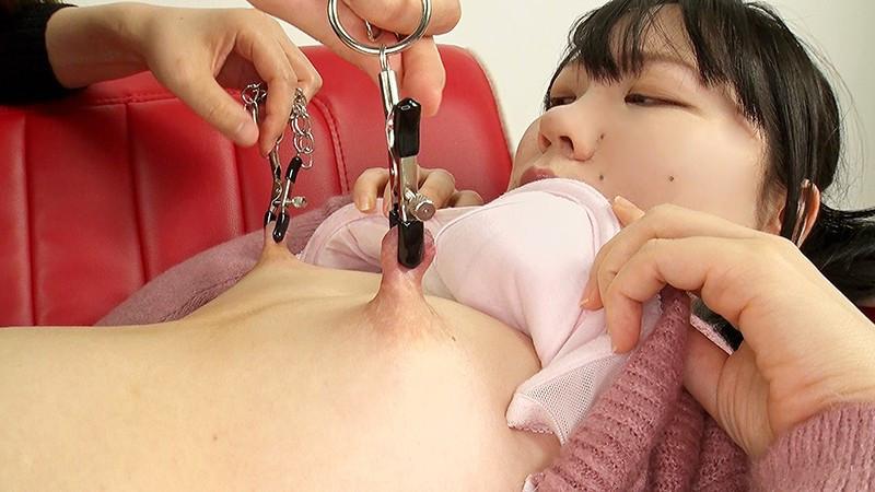 敏感おっぱい乳首絶頂レズ 画像 7
