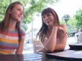 ロスでナンパした女子大生の紹介で4P乱交やった結果のサムネイルエロ画像No.1