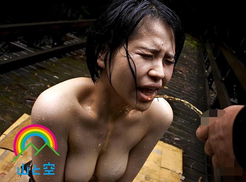 大人しめ女子が、野外に連れ出して露出させてみたら…のサンプル画像13