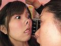 口臭嗅ぎ鼻舐め-3