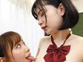 過敏ビクビク麻痺する乳首舐めレズ-0