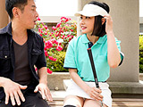 韓流美女ゴルファーがまさかの!?19番ホールでAV出演。 【DUGA】