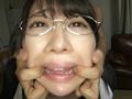 「痴●最低!」と言ってたはずが…ドスケベメガネっ娘OLのサムネイルエロ画像No.9