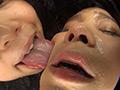 バーチャル寝取られ痰唾吐き顔面舐めレズ-4