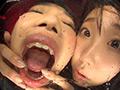 バーチャル寝取られ痰唾吐き顔面舐めレズ-9