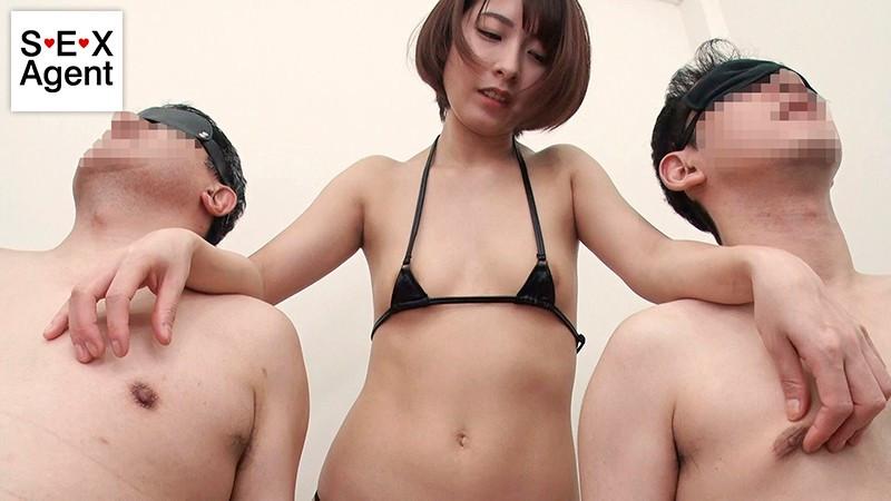 乳首責め痴女~阿部乃みくがコスってイカせる乳首ヌキ 画像 1