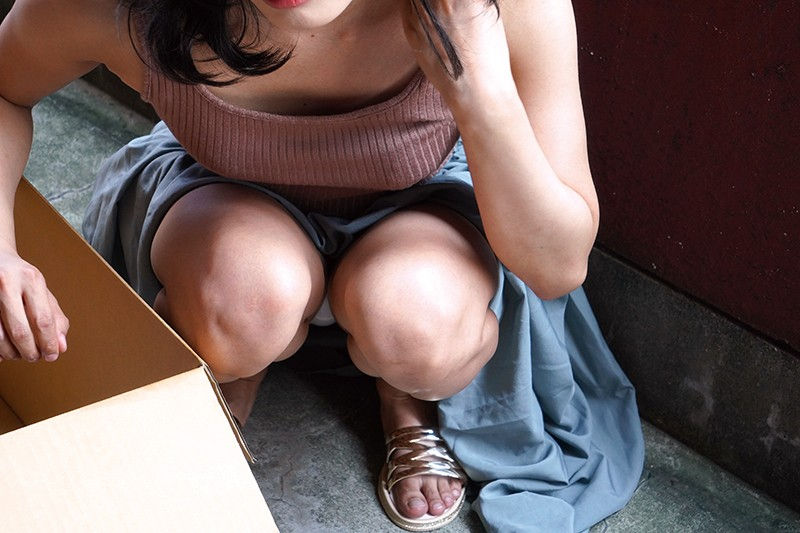 IdolLAB | mousouzoku-7167 新婚夫婦 胸チラッな隣の若奥さんがご主人で 秋津小町