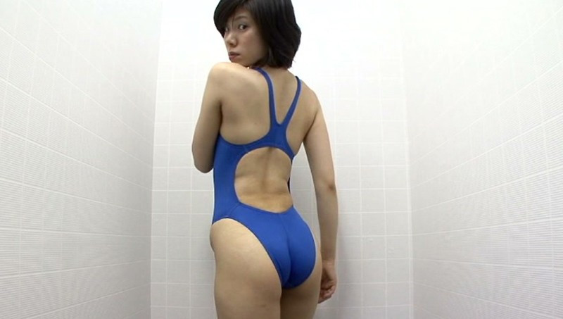 IdolLAB   mousouzoku-7404 競泳水着からハミ出る豊満な女体とデカ尻盗撮! 特別編3