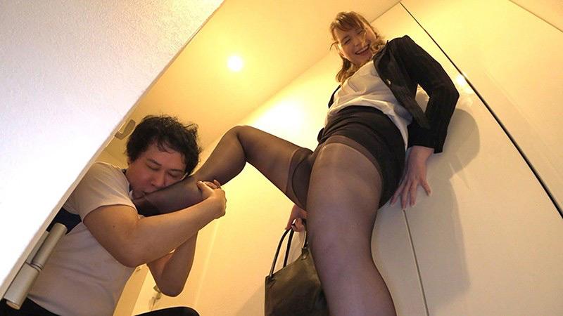 IdolLAB | mousouzoku-7420 超デカ尻白人美女と、さえない尻好きおじさん