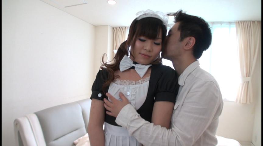 美少年から美少女へ ご奉仕オトコノ娘メイド Himena