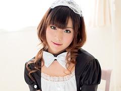 美少年から美少女へ ご奉仕オトコノ娘メイド Himena|Platinum