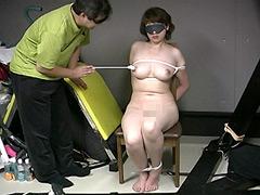 緊縛・ボンテージくすぐり拷問