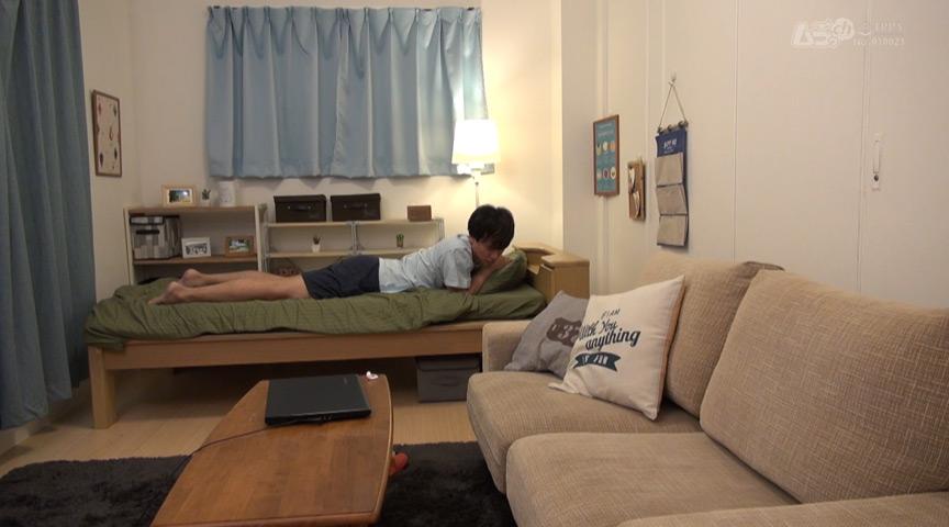 オトコノコのオナニー マサ君24歳 画像 1