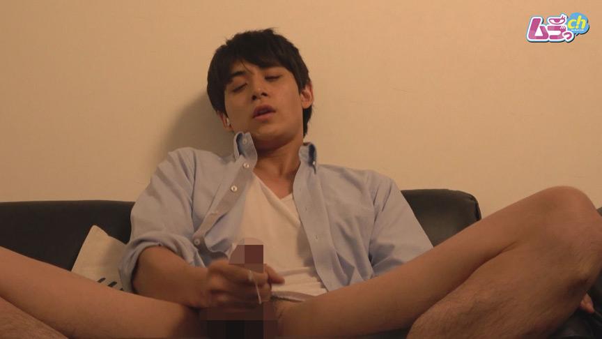オトコノコのオナニー アラシ君21歳 画像 4