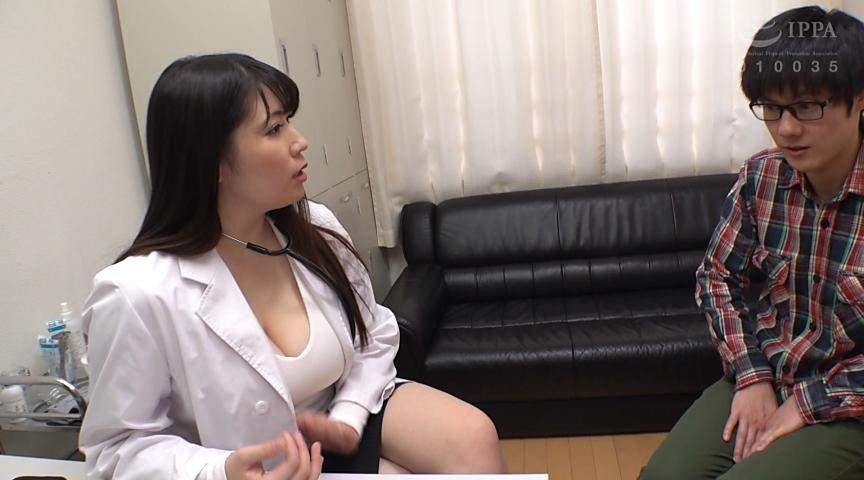 泌尿器科で美人女医にちんちん触られ勃起した結果…