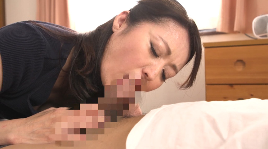 オバサン家政婦のムチエロ尻を犯し尽くして中出し!!