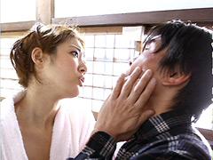 M夫の歓び 逆転夫婦の性生活