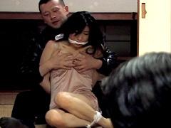 被害者は妻 夫の前で婦女暴行