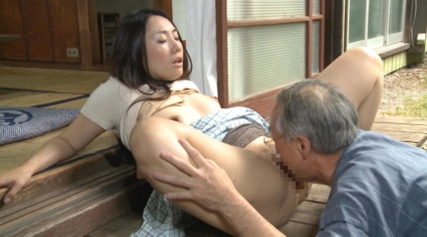Watch lonely housewife fucked by step father
